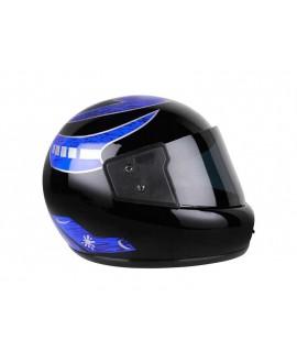 Multi Graphics Full Face Helmet